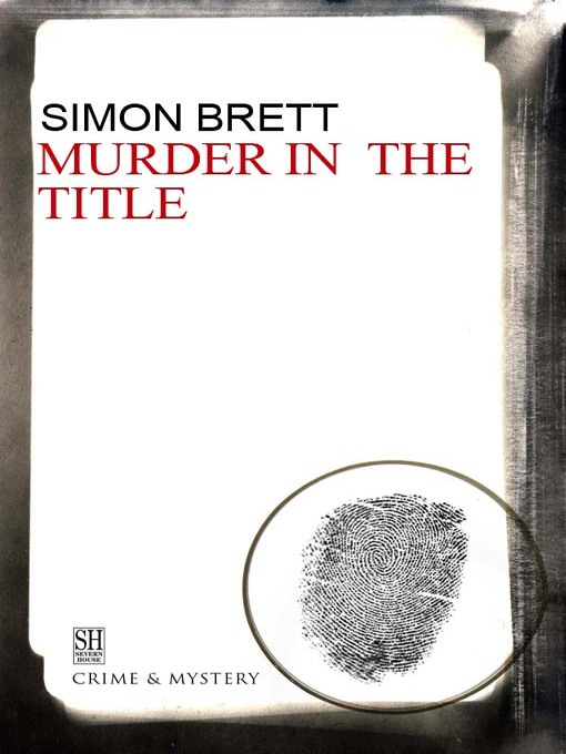 Murder in the Title (eBook): Charles Paris Mystery Series, Book 9