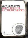 Holy Terror in the Hebrides (eBook): Dorothy Martin Series, Book 3