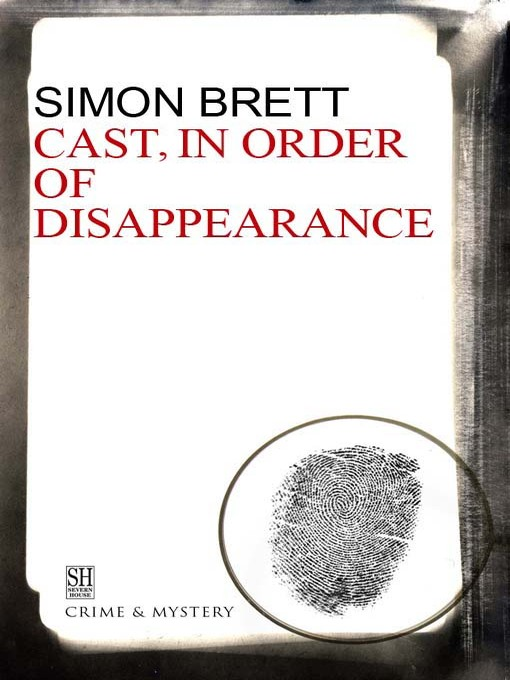 Cast in Order of Disappearance (eBook): Charles Paris Mystery Series, Book 1