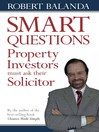 Smart Questions Property Investors must ask their Solicitor (eBook)