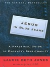 Cover image of Jesus in Blue Jeans