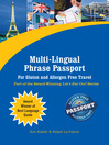 Multi-Lingual Phrase Passport for Gluten and Allergen Free Travel (eBook)