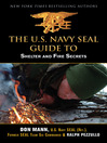 U.S. Navy SEAL Guide to Shelter and Fire Secrets (eBook)