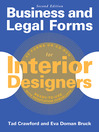 Business and Legal Forms for Interior Designers (eBook)