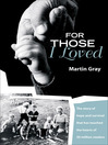 For Those I Loved (eBook)