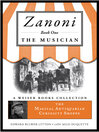 The Musician (eBook): Zanoni Series, Book 1