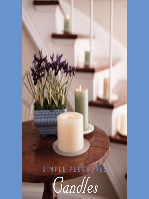 Simple Pleasures Candles (eBook)
