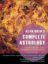 Alan Oken's Complete Astrology (eBook): The Classic Guide to Modern Astrology