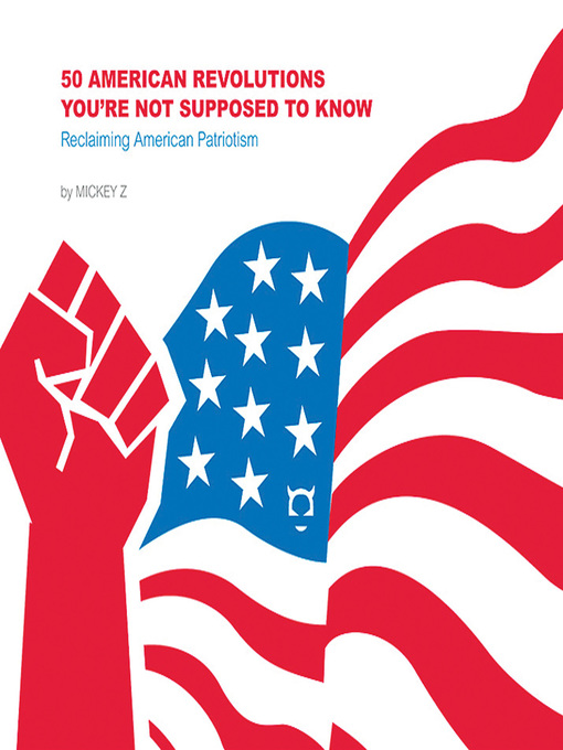 50 American Revolutions You're Not Supposed to Know (eBook): Reclaiming American Patriotism