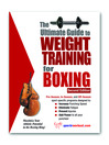 The Ultimate Guide to Weight Training for Boxing (eBook)