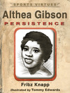 Althea Gibson (eBook): Persistence