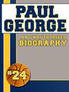 Paul George (eBook)
