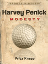 Harvey Penick (eBook): Modesty