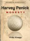Harvey Penick (eBook): Modesty