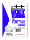 The Ultimate Guide to Weight Training for Volleyball (eBook)