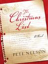 The Christmas List (eBook): A Novel