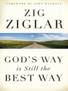 God's Way Is Still the Best Way (eBook)