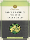 God's Promises for Your Every Need (eBook)