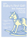 KJV Baby's First Gift New Testament (eBook)
