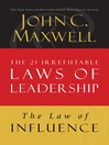 Law 2: The Law of Influence (eBook)