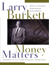 Money Matters (eBook): The Host of the World's Most Popular Financial Radio Program Answers All Your Questions