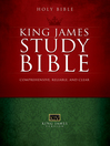 The King James Study Bible (eBook)
