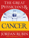 The Great Physician's Rx for Cancer (eBook)