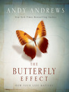The Butterfly Effect (eBook): How Your Life Matters