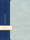 Hebrews (eBook)