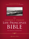 The Charles F. Stanley Life Principles Bible (eBook)