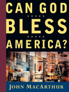 Can God Bless America? (eBook)