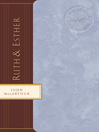 Ruth & Esther (eBook)