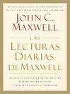 Las lecturas diarias de Maxwell (eBook)