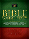 Bible Commentary, King James Version (eBook)