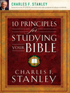 10 Principles for Studying Your Bible (eBook)