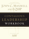 Contagious Leadership Workbook (eBook)