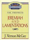 Thru the Bible Volume, 24 (eBook): The Prophets (Jeremiah / Lamentations)