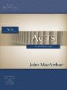 Acts (eBook)