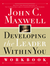 Developing the Leader Within You Workbook (eBook)