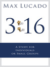 3:16 (eBook): A Study for Small Groups