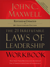 The 21 Irrefutable Laws of Leadership Workbook (eBook)