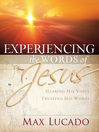 Experiencing the Words of Jesus (eBook): Trusting His Voice, Hearing His Heart