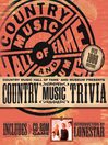 Country Music Trivia (eBook)