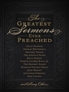 The Greatest Sermons Ever Preached (eBook)