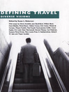 Defining Travel (eBook): Diverse Visions