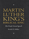 Martin Luther King's Biblical Epic (eBook)