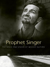 Prophet Singer (eBook): The Voice and Vision of Woody Guthrie