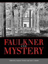 Faulkner and Mystery (eBook)