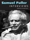 Samuel Fuller (eBook): Interviews