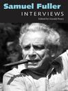 Samuel Fuller (eBook): Interviews